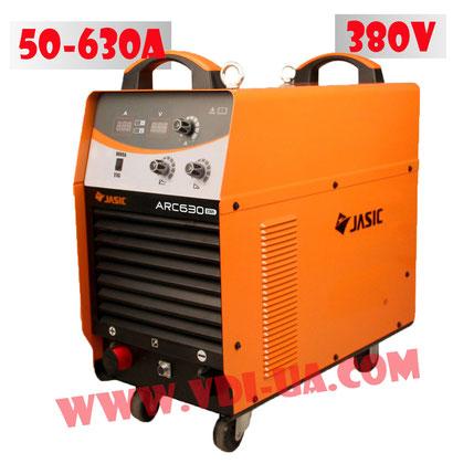 Инверторный аппарат Jasic ARC 630 Z321