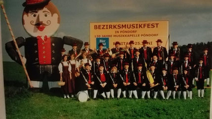 TMK Pöndorf 10.Gruppenbild Mai 2004
