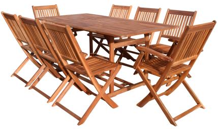 tavolo +8 sedie +arredo giardino+out door