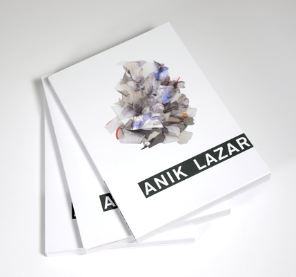 Anik Lazar Konzeption Editorial Layout Grafikdesign Kunstkatalog