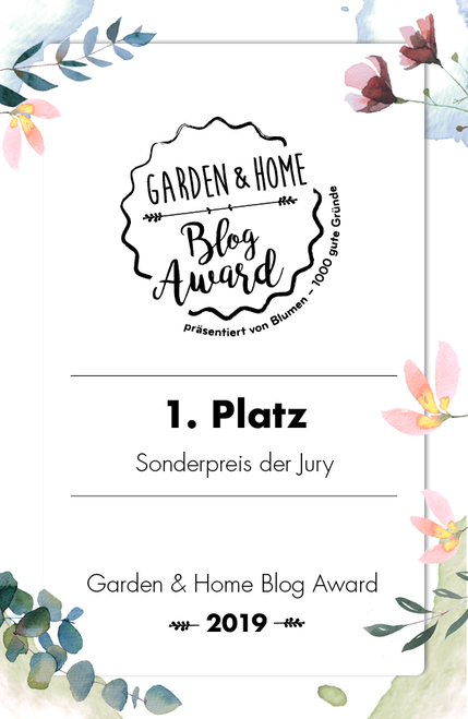 GHBA19 Gareden & Home Blog Award