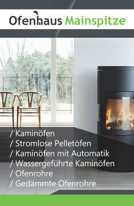 Kaminöfen und Außenwandschornsteine günstig kaufen bei Waldalgesheim