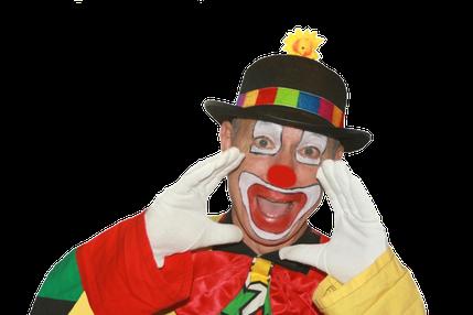 Clown KlaRo Bild