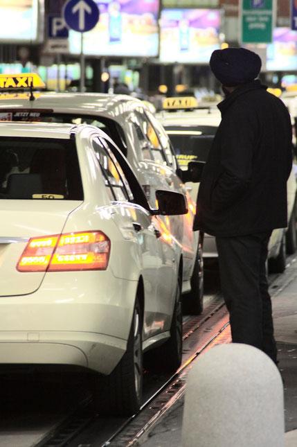 courtier assurance taxi
