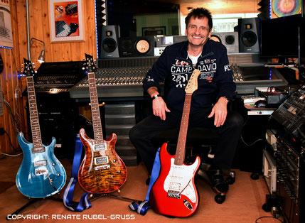 CeeM Records Tonstudio Witten : Studiomaster Heinz Gruss.