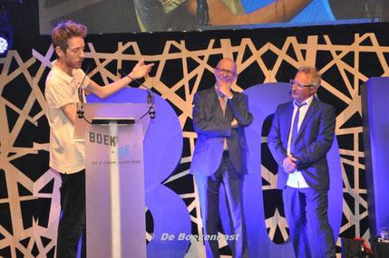 Frederik Willem Daem wint de Debuutprijs