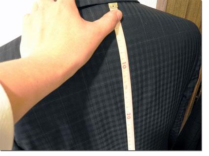 愛媛 オーダースーツのアクセント 松山店 ACCENT松山 カノニコ生地入荷 オーダースーツが39800円 安い オーダーの流れ 採寸