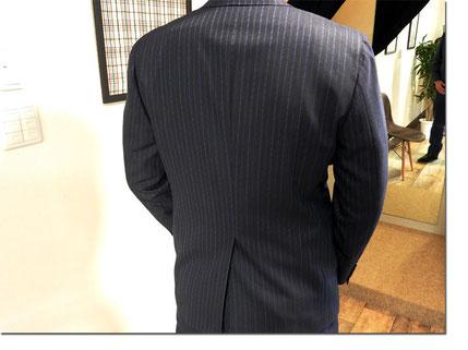 愛媛 オーダースーツのアクセント 松山店 ACCENT松山 カノニコ生地入荷 オーダースーツが39800円 安い 39800円 試着