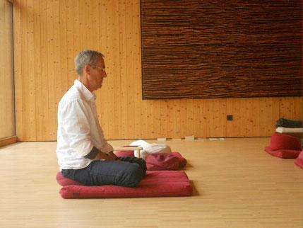 Einstieg in die Meditation