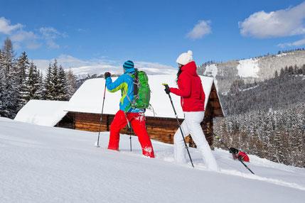 Schneeschuhwandern im Oberallgäu erleben Bewegung, Meditation und Wellness in den Allgäuer Alpen