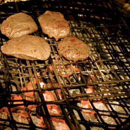 Wildfleisch  zum Grillen, Metzger Windhoek