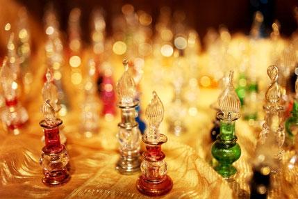トルコの香水瓶