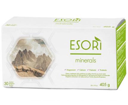 ESORI minerals