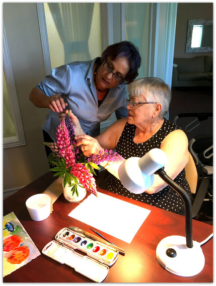 Outreach Artist and Senior Resident