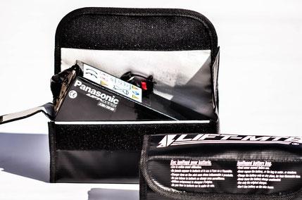 sac de batterie vtt electrique