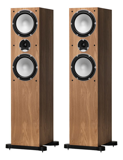 Tannoy Mercury 7.4 Standlautsprecher bei Jazz Dreams HiFi Berlin, Paarpreis UVP 749,- €
