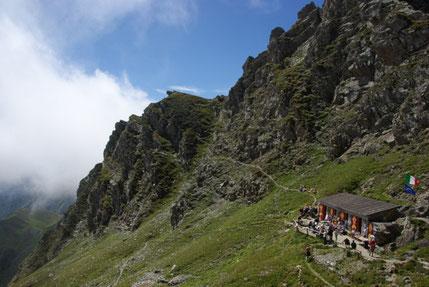 randonnée refuge briançon, montgenèvre, cervières hautes alpes