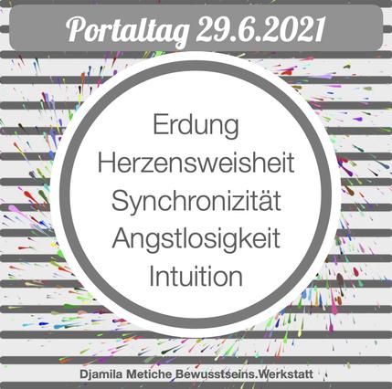 Tagesimpuls Portaltag 16. Juni 2021: Fülle, Schätze der Seele