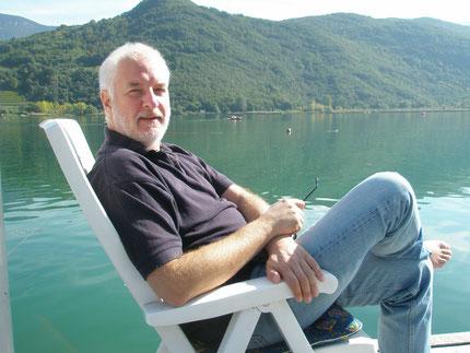 Dr. Ullrich Amlung (Marburg): Carlo Mierendorff-Kenner par excellence / Foto: privat