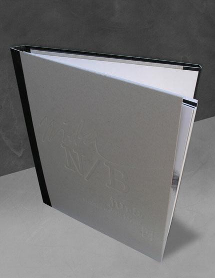 Cubiertas del catálogo Niebla B/N