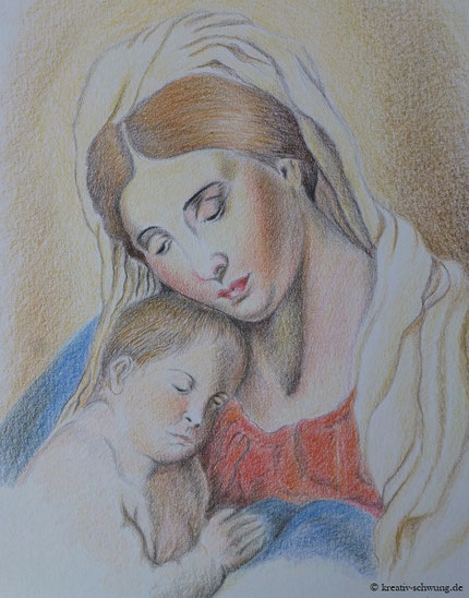 Maria mit dem Jesuskind