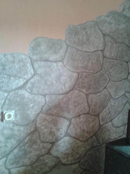 Gemalte Steine