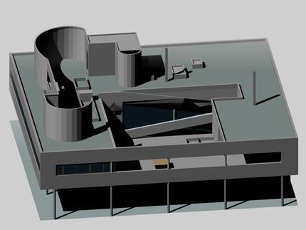 Architetture famose studio tecnico in rieti servizi - Le corbusier tetto giardino ...