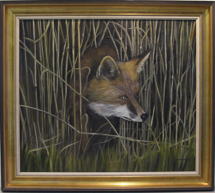 Fuchs im Korn