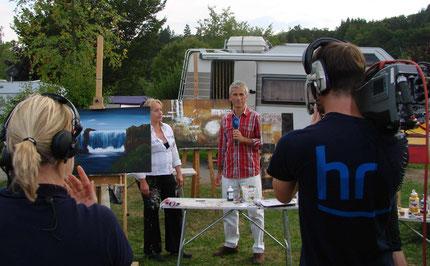 HR bei Campingpark Teichmann 2009