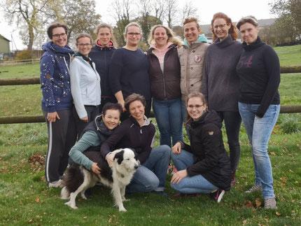 Ausbildungsgruppe Hundeosteopathie 2019
