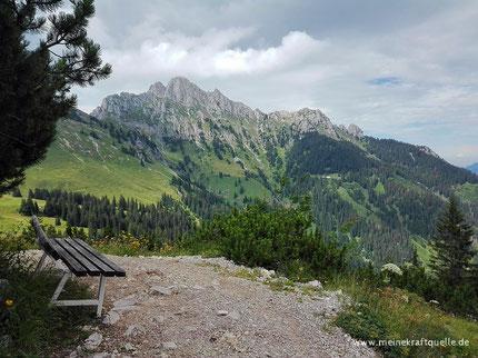Meine Kraftquelle, Berge in Österreich, Wandern mit Kindern, Auszeit in den Bergen, Leben in der Natur