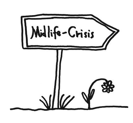 Midlife crisis frau