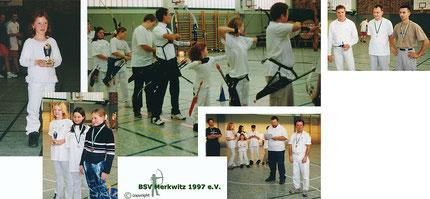 Foto - Novemberturnier 2001 - BSV Merkwitz 1997 e.V.
