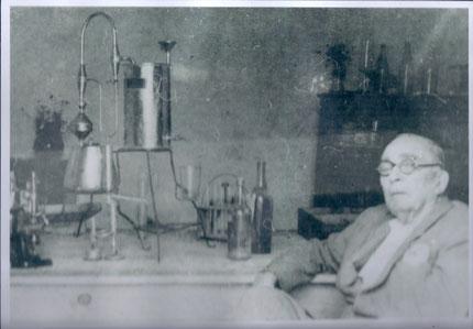 D. Manuel Quevedo Aleman