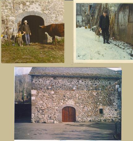 Photos de petit format, 6 cm x 6 cm