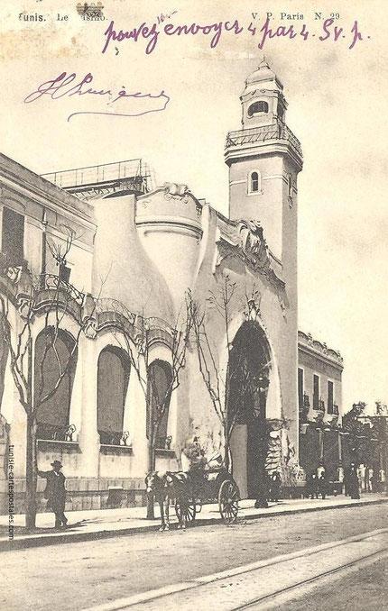 Le Casino de Tunis