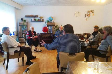 Liebevolle Betreuung in unserer Tagespflege Seedorf Zeven Niedersachsen