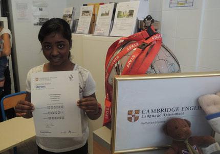 Alphabet road propose des examens d'anglais cambridge english à strasbourg en france pour enfants et adolescents pour obtenir un diplôme d'anglais
