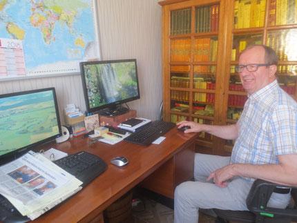 Parlaporte : le site du stenaisien Julien Jacquet, à consulter pour tout savoir sur l'actualité à Stenay
