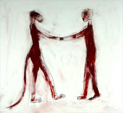 Christiane Holsten: Affenkunst II