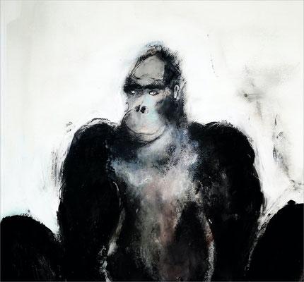 Christiane Holsten: Affenkunst XVIII