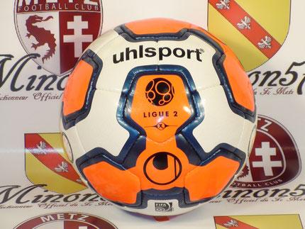 Ballon Ligue 2