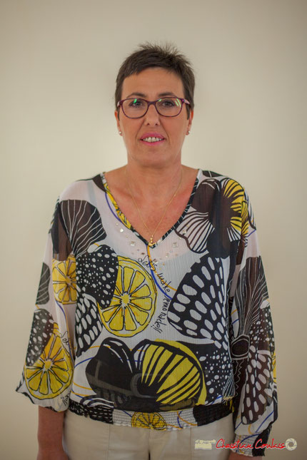 Nathalie Chollon-Dulong, suppléante de Christophe Miqueu, candidat aux élections législatives 2017, 12ème circonscription de la Gironde