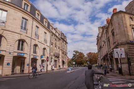 C'est beau une ville sans voiture. Bordeaux, 10/10/2017