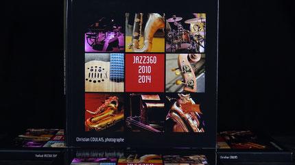 Livre rétrospective photographique Festival JAZZ360 2010-2014
