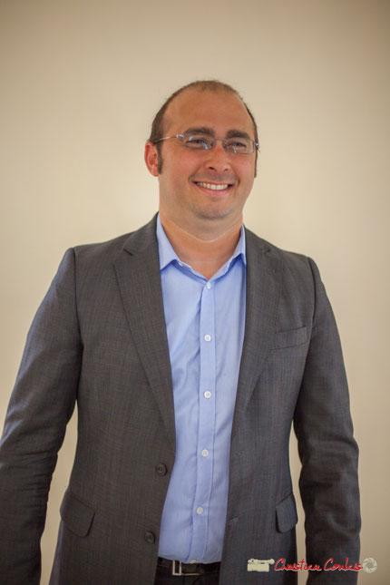 Christophe Miqueu, candidat aux élections législatives 2017, 12ème circonscription de la Gironde