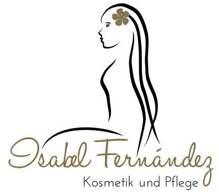 Druckatelier46 Mülchi - Logo für Isabel Fernàndez - Kosmetik und Pflege, Fraubrunnen