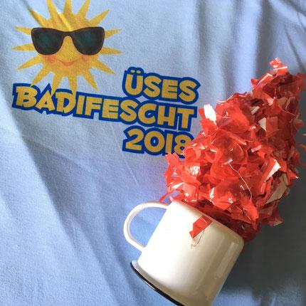 Druckatelier46 Mülchi - Blogartikel Tshirts Badifescht Fraubrunnen 2018