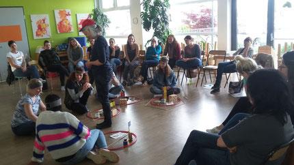 """Seminar """"Zahlenland 1"""" Teil 2 im Kindergarten Lieboch. Das gesamte Seminar wurde von der Firma ACE in Lieboch gesponsert. Einen recht herzlichen Dank dafür an Hr. Markus Fuchsbichler."""
