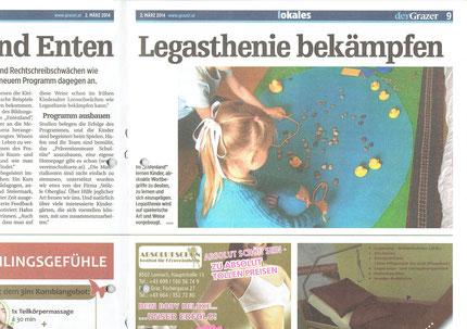 Der Grazer, 2. März 2014